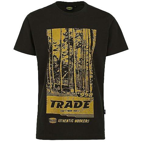 Diadora T Shirt Maglietta a Maniche corte in Cotone Tg. XL