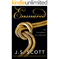 Ensnared (The Accidental Billionaires Book 1) book cover