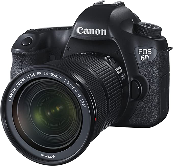 Canon Eos 6d Slr Digitalkamera 3 Zoll Kit Inkl 24 105 Kamera