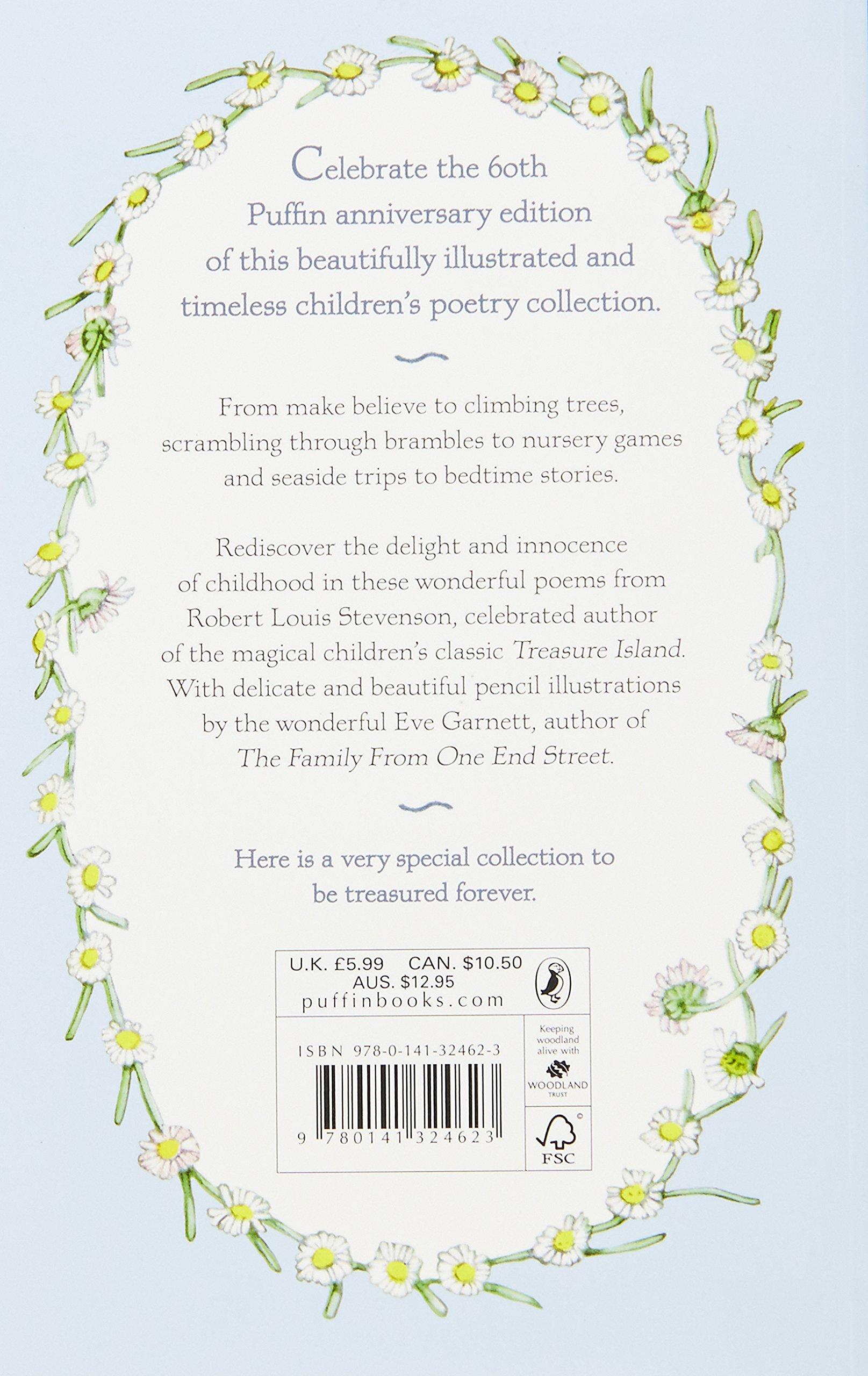 A Child s Garden of Verses Amazon Robert Louis Stevenson