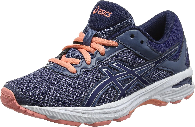 ASICS Gt-1000 6 GS, Zapatillas de Running Niños, 43.5 EU