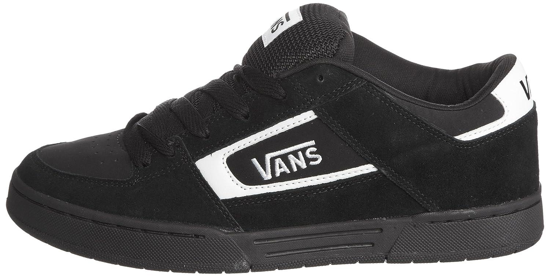 vans churchill black