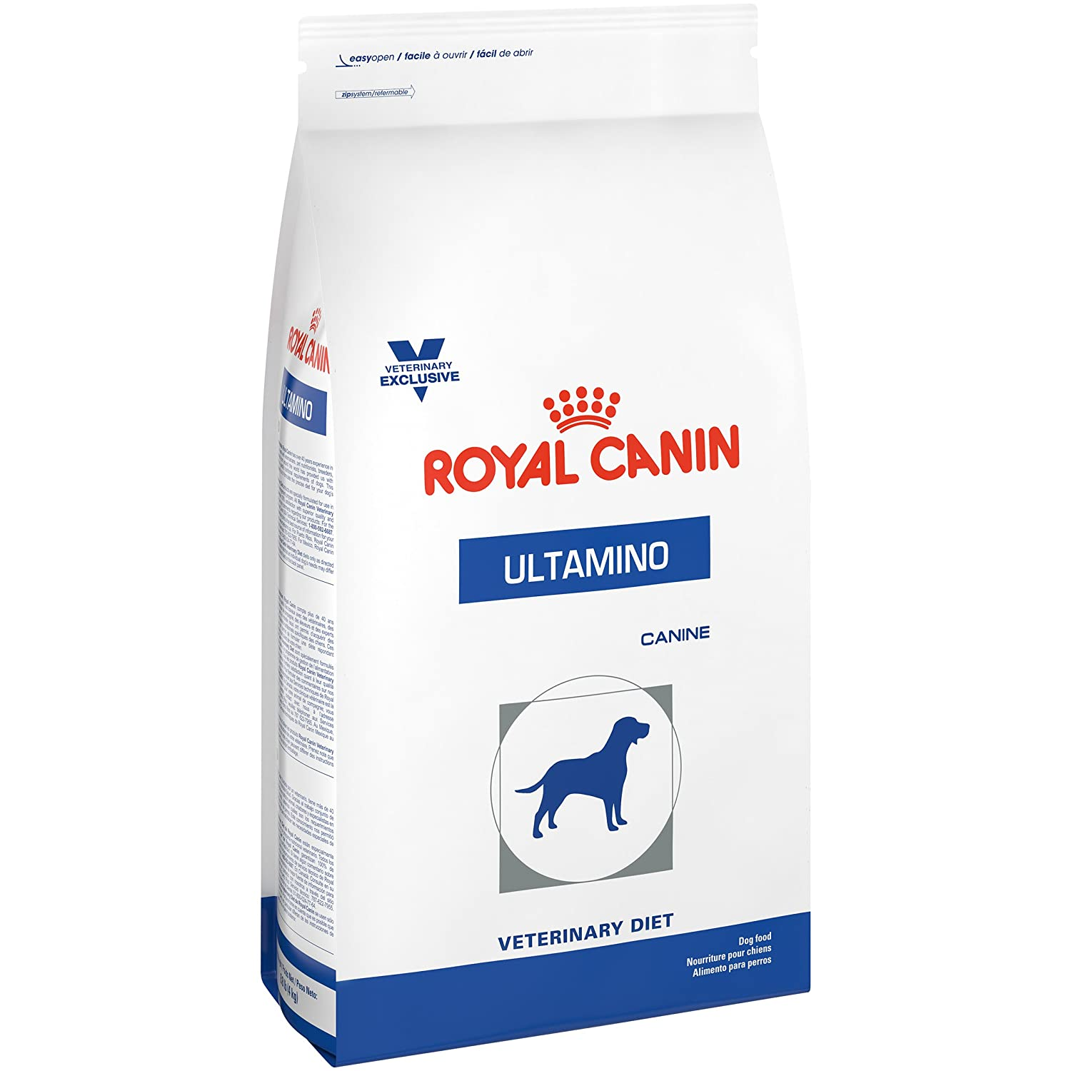 Image result for Royal Canin Veterinary Diet Ultamino Dry Dog Food