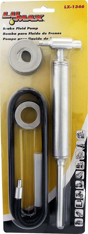 Lumax LX-1346 Gray Brake Fluid Pump