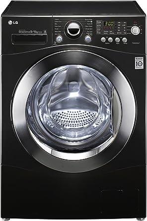 LG F1480RD6 Independiente Carga frontal B Negro lavadora ...