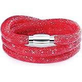Rafaela Donata - Bracelet fashion plexiglas - En différentes longueurs, bracelet plexiglas, bijoux en plexiglas - 60917096