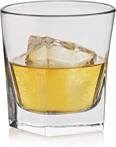Libbey Craft Spirits Rye Glasses, Set of 4