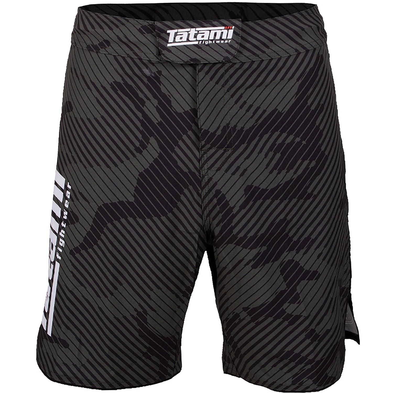 TATAMI Fightwear Mens Renegade Green Camo MMA BJJ Fight Shorts /…