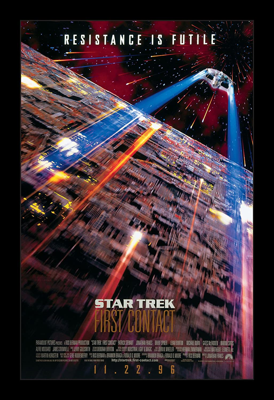 LicensedNewUSA E STAR TREK THE MOTION PICTURE 11x17 Movie Poster