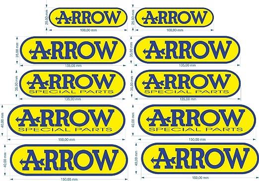 Adhesivo Pegatina Adhesivo Sticker 2 pegatinas Arrow Special ...