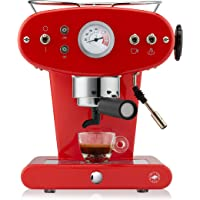 illy koffie, E.S.E. Pads koffiezetapparaat X1 Trio - rood