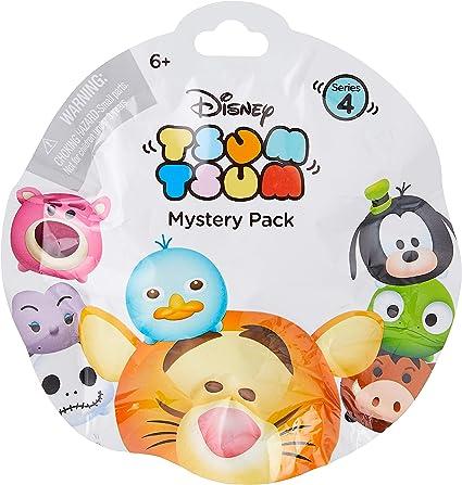 Lot Of 7... Free Shipping.. 7 Each New Disney Tsum Tsum Series 4 Blind Bag..