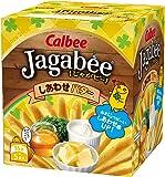 カルビー Jagabee しあわせバタ~ 80g(16g×5袋)×12箱