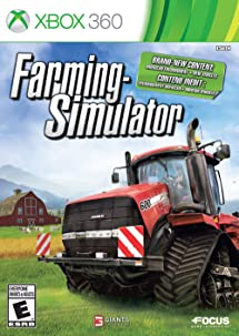 Farming Simulator - Xbox 360: Maximum     - Amazon com