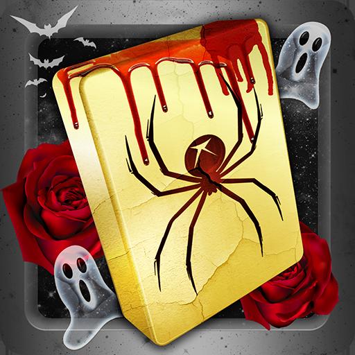 Solitaire Tiles - Mahjong Infinity: Halloween Party