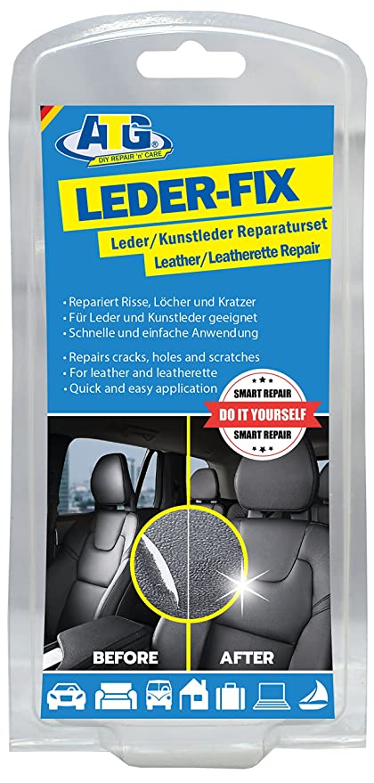 ATG Leather Car Seat Full Repair Kit