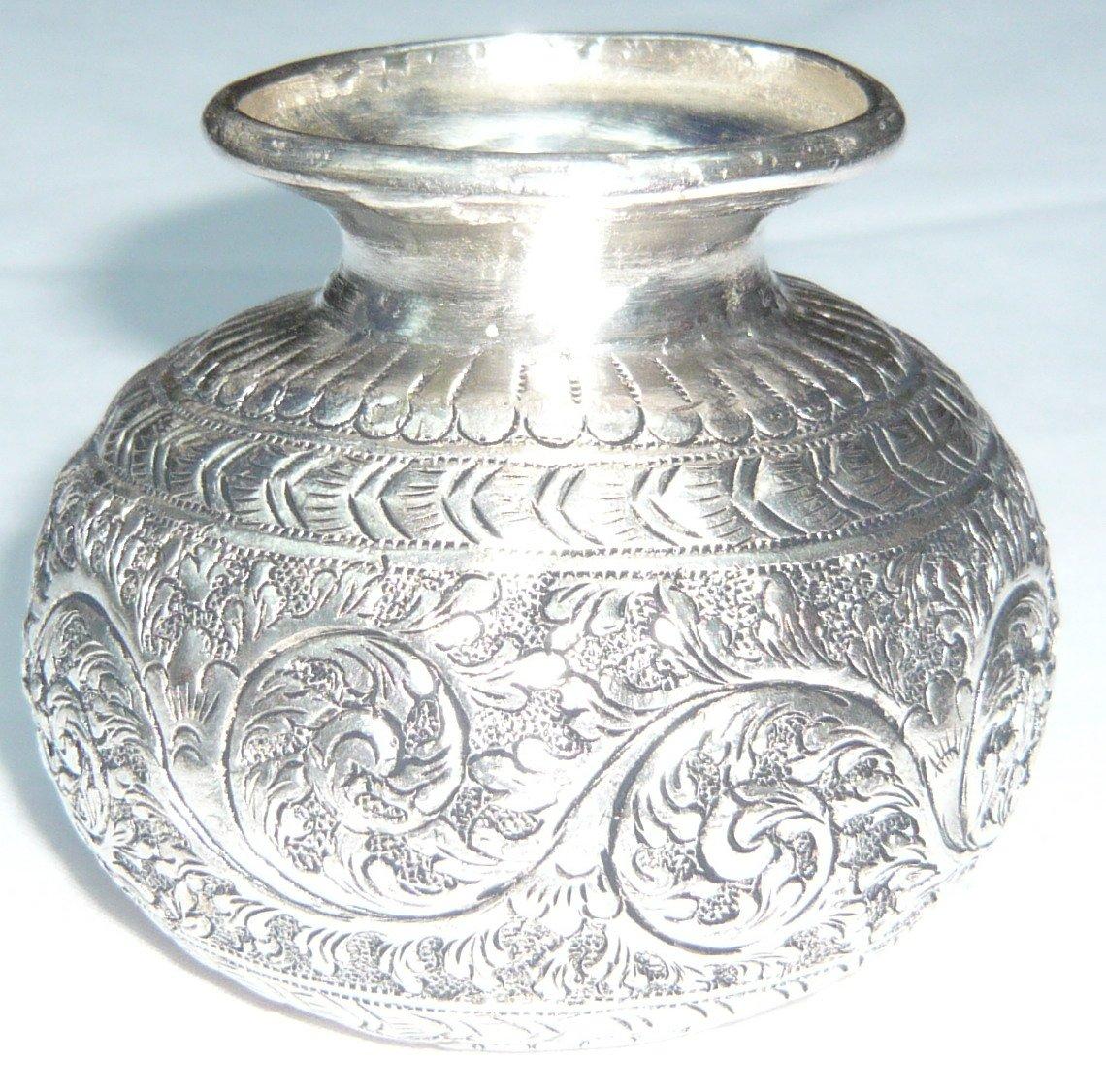 Thai Silver Vase/Jug by Thai Style