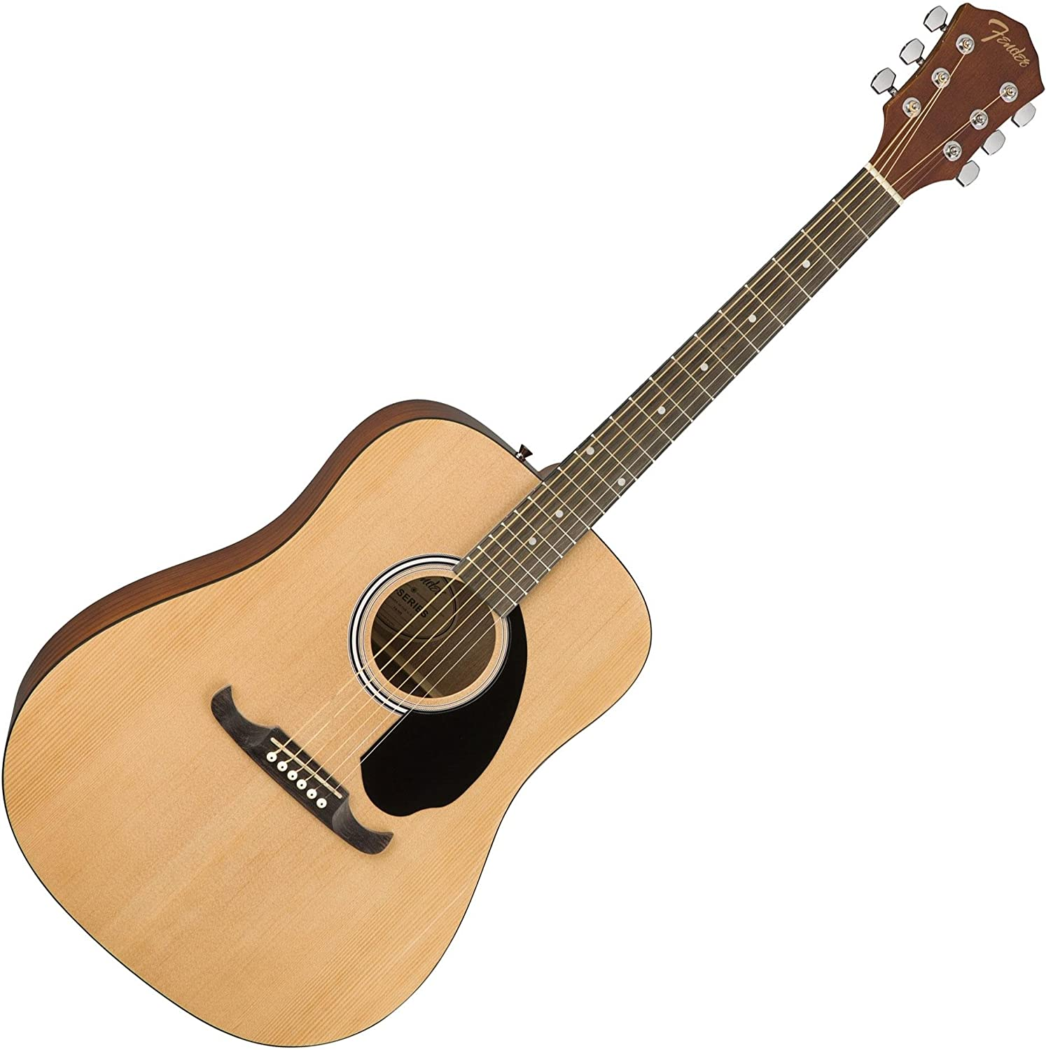 Fender FA-125 Dreadnought Natural: Amazon.es: Instrumentos musicales