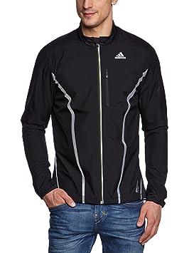 adidas Adistar Gore Windstopper Men's Jacket black Size:S