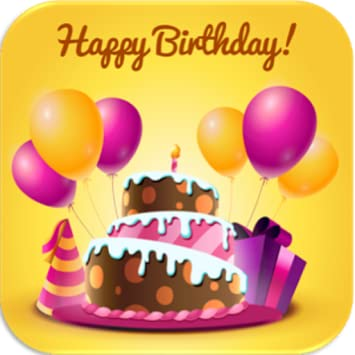 Amazon Birthday Greeting Card Maker Appstore For Android