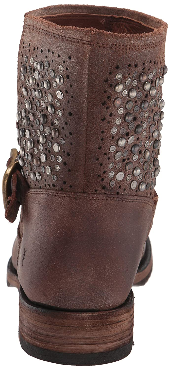 FRYE Womens Veronica Deco Bootie Ankle Boot