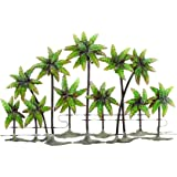 Deco 79 Metal Palm Wall Decor, 38 by 25""