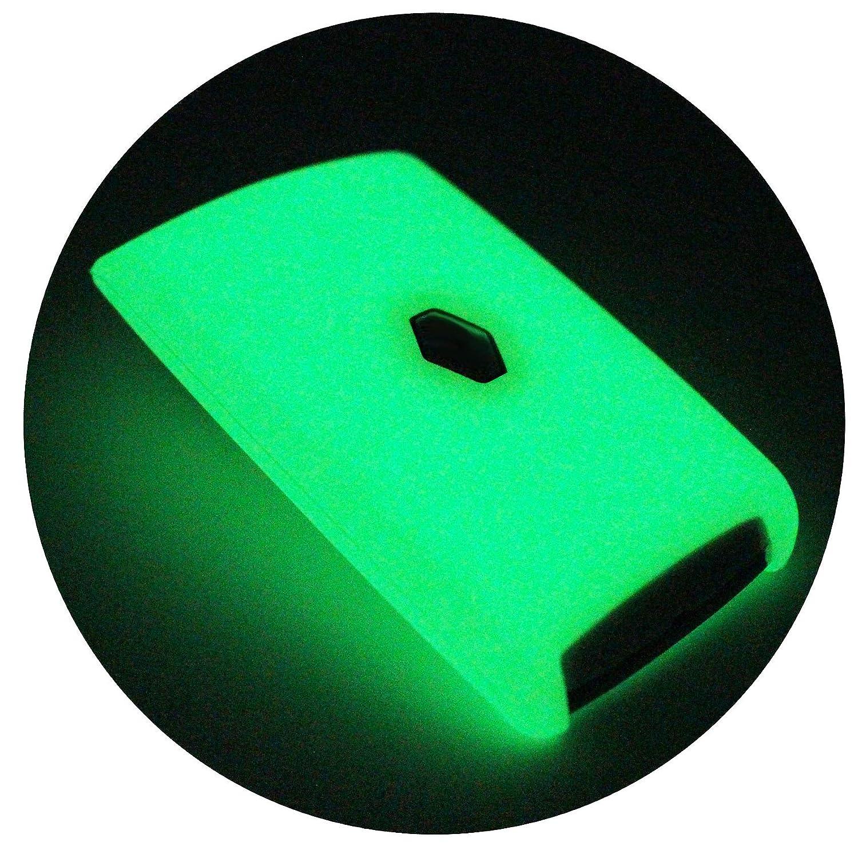 Pour cl/é de voiture /à 4/boutons .Stickerbomb Coque en silicone Finest-Folia