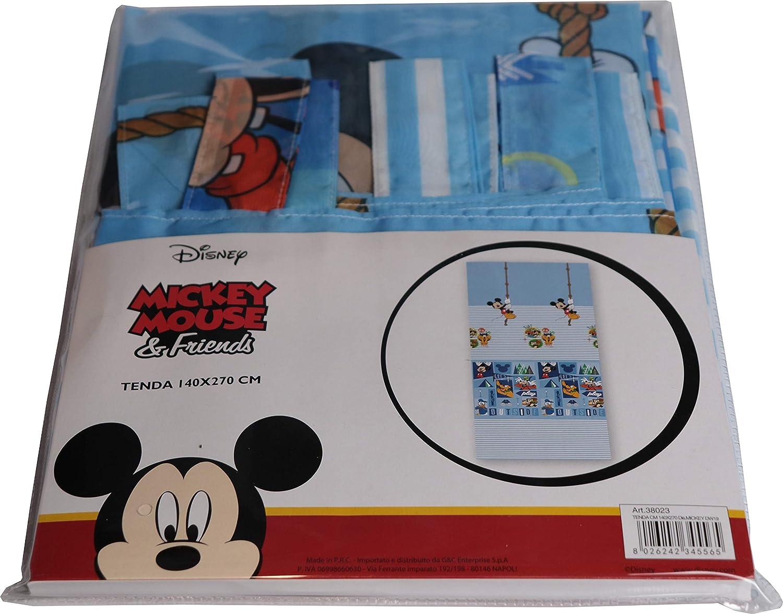Topolina Frozen Tenda Disney Cameretta 140 x 270 m Mickey Minnie Frozen Topolino