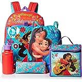 Disney Girls' Elena 5 Pc Set Backpack