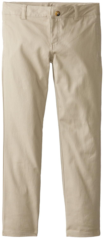 Lee Uniforms Big Girls' Original Skinny-Leg Stretch Twill Pant K9483L-7-16