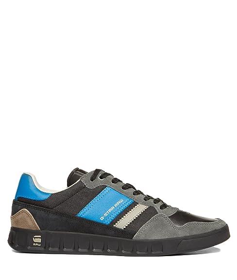 G-Star Raw Footwear Grid Jaywalk Lthr - Deportivas cordones, color black lthr &