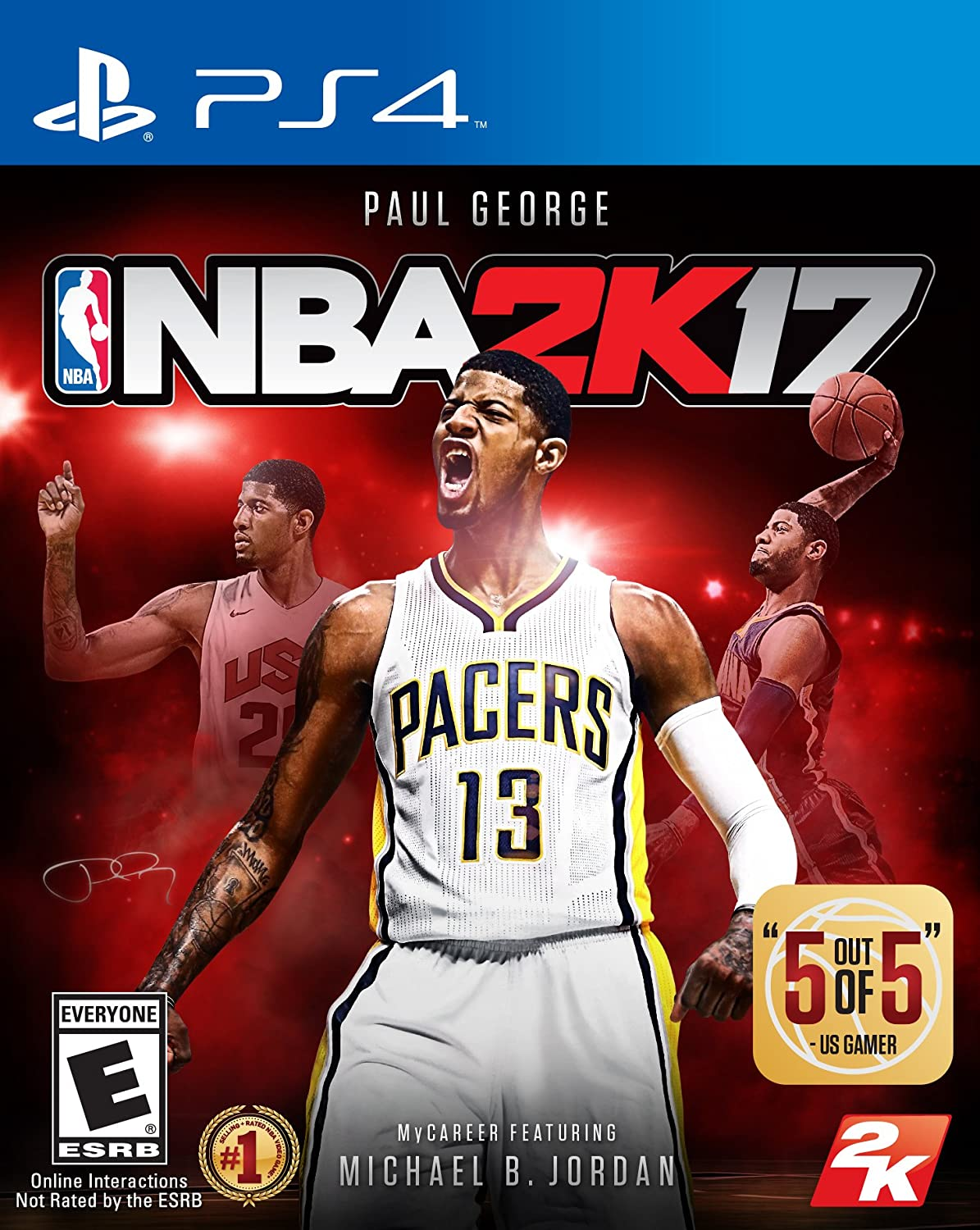 Amazon Com Nba 2k17 Early Tip Off Edition Playstation 4 Take 2 Interactive Video Games