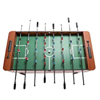 Pinty Foosball Table 48''/50''/55'' Competition Sized Soccer Game