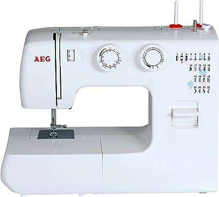 AEG NM 8380 - Máquina de Coser (Máquina de Coser automática ...