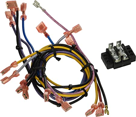 amazon.com : hayward haxwha0001 millivolt wiring harness replacement for  hayward h-series ed1 style pool heater : swimming pool and spa supplies :  garden & outdoor  amazon.com