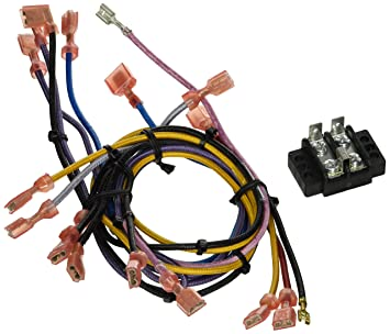 amazon com hayward haxwha0001 millivolt wiring harness replacement rh amazon com wiring harness replacement wiring harness replacement plugs