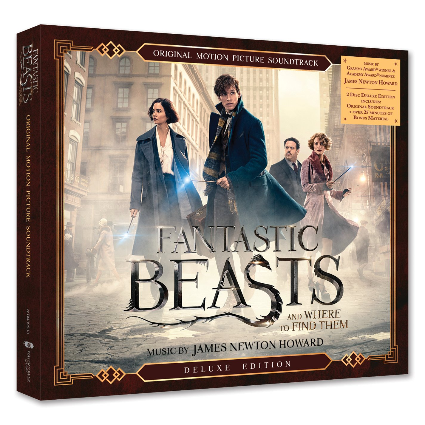 james newton howard fantastic beasts and where to find them