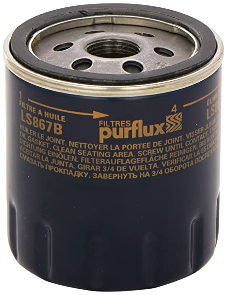 Filtro de aceite PURFLUX LS867B