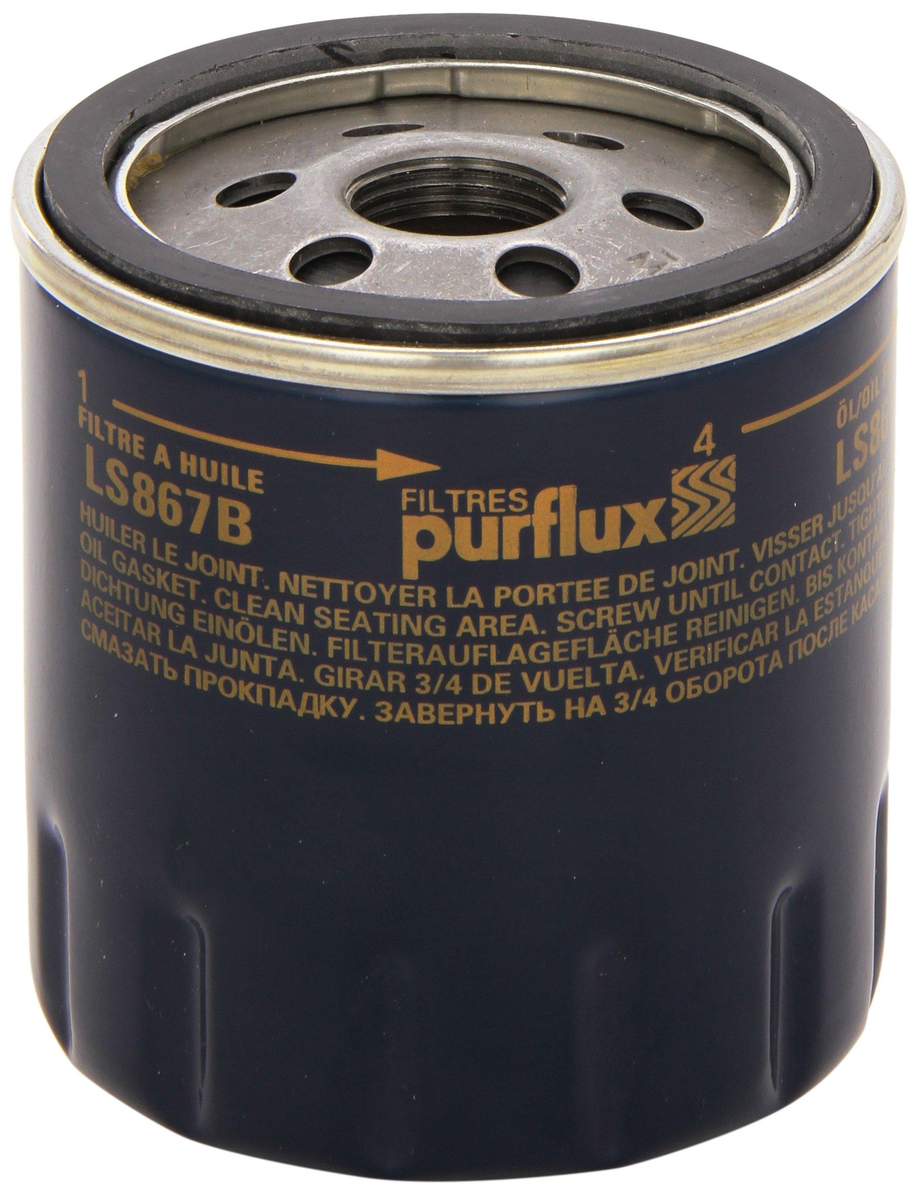 Filtro de aceite PURFLUX LS867B product image