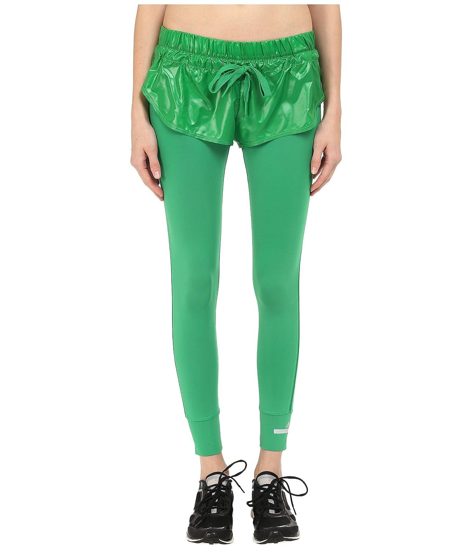 [アディダス] adidas by Stella McCartney レディース The Short Over Tights AI8760 ボトムス [並行輸入品] Small / Medium New Green/Smoked B01D48JI66