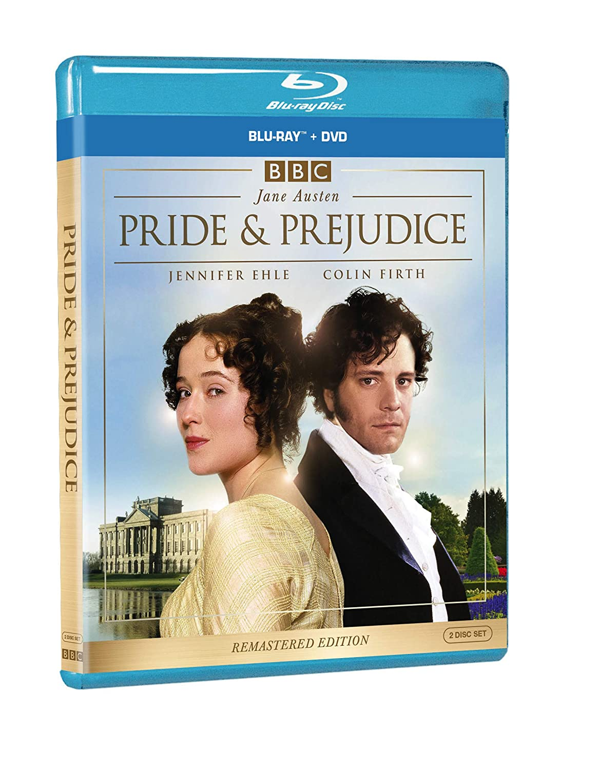 Dvd exotica: the essential pride and prejudice (dvd/ blu-ray.