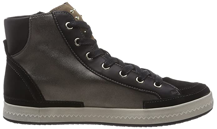 Geox D Modesty A, Sneaker Alte Donna: Amazon.it: Scarpe e