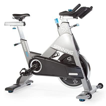 Spinner Shift Commercial Indoor Exercise Bike With Belt Drive