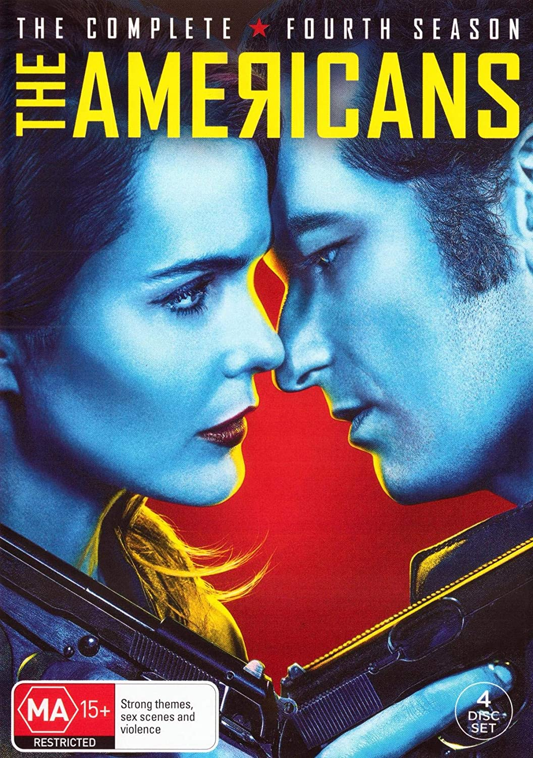 Amazon Com The Americans Season 4 Keri Russell Matthew Rhys Holly Taylor Keidrich Sellati Movies Tv