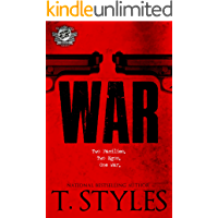 War (The Cartel Publications Presents) (War Series by T. Styles Book 1) book cover