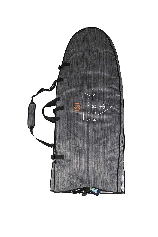 Heather Grey//Orange Ronix Bimini Top Board Bag 4pc Surf Board Rack