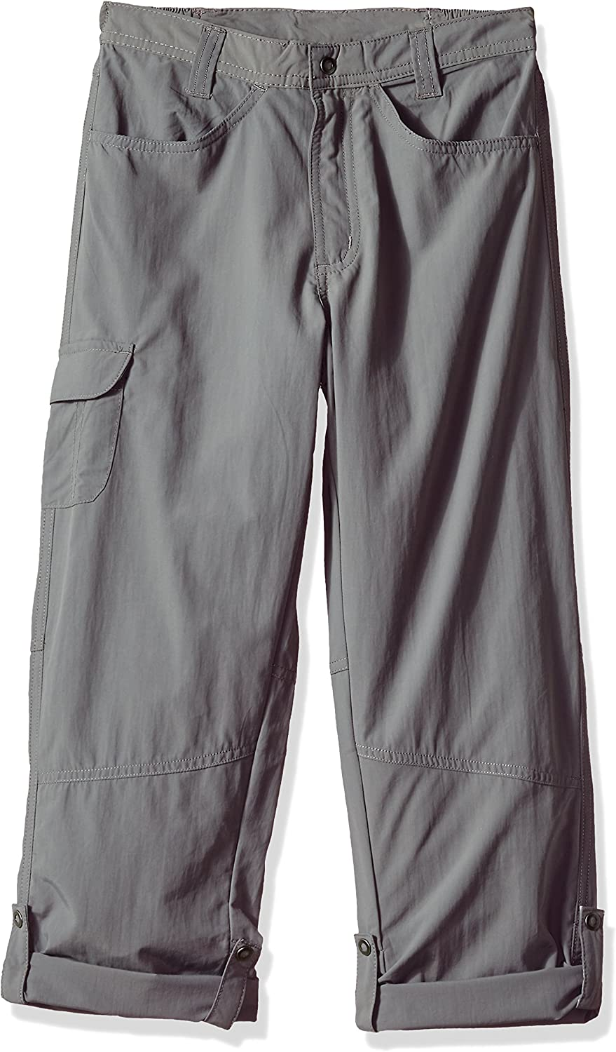 Castle Rock White Sierra Youth Trail Convertible Pants Small
