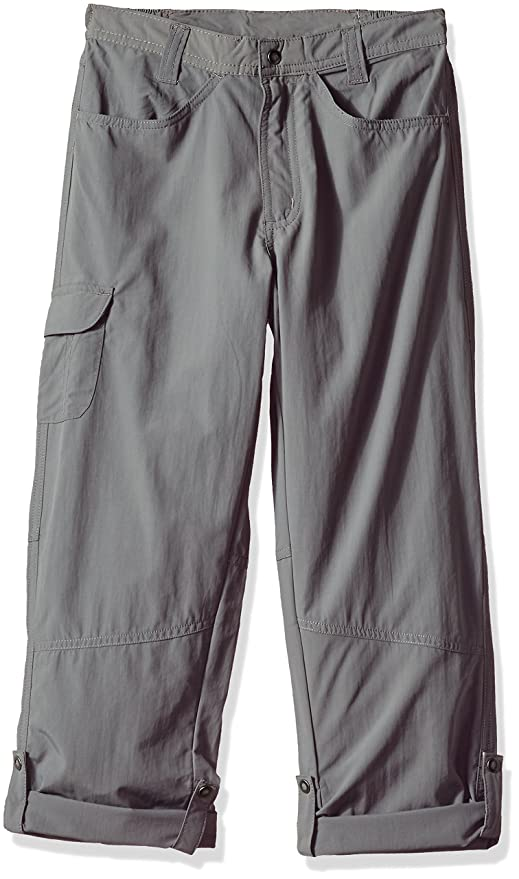 90659a825c25f Amazon.com  Girls Sierra Point Roll Up Pants  Sports   Outdoors