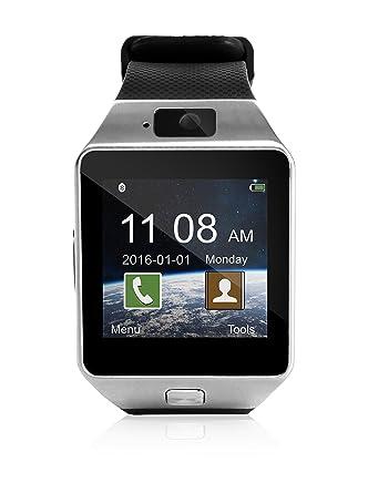 Electronics-Imperii Te.03,0097,09 Smartwatch avec Carte sim et Appareil
