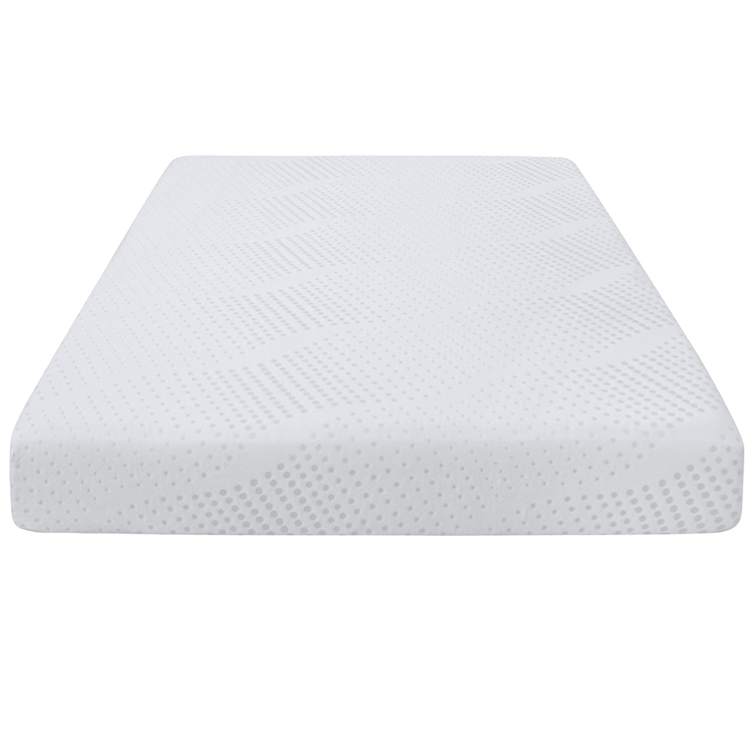 amazon com best choice products 10 dual layered memory foam